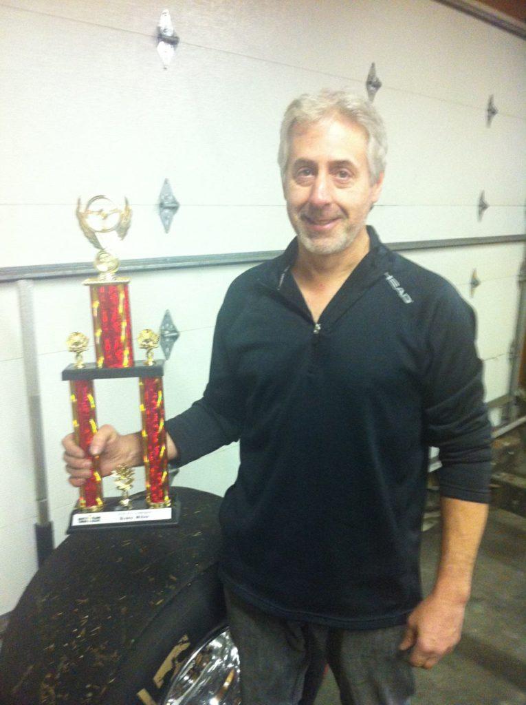 Pro Champ co-Champ Blake Miller